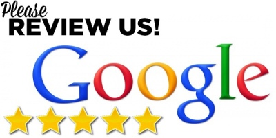 Review Us on google text