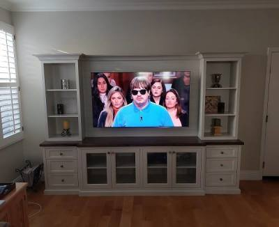 TV wall Mount Service in san pedro